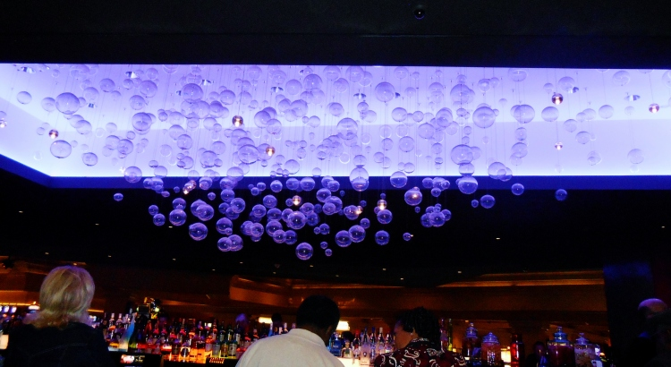 Bar in Greektown Casino