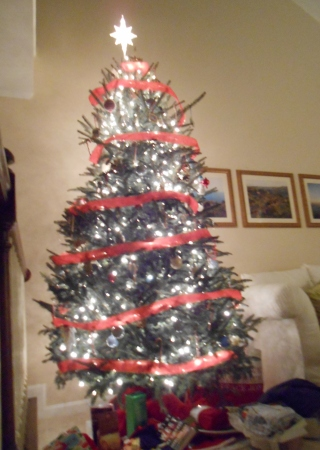 My parent's Christmas tree