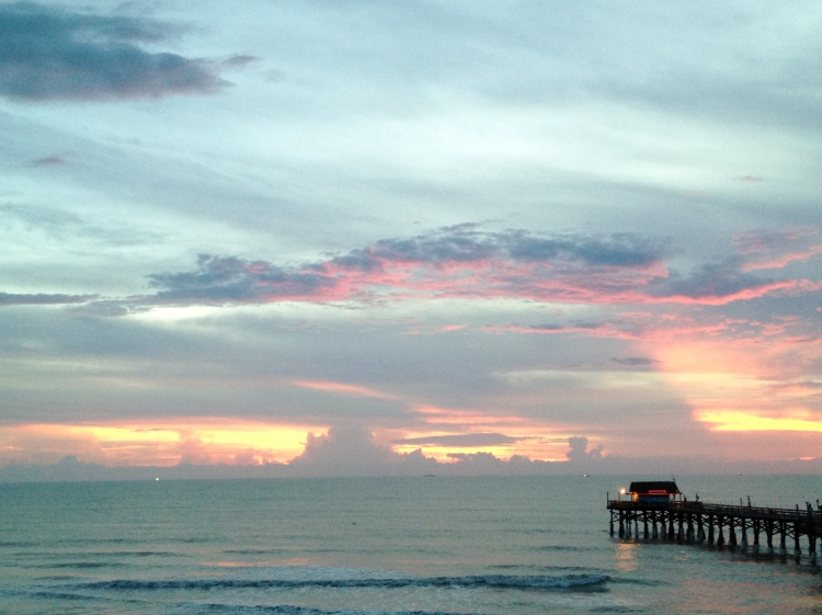 Cocoa Beach Sunrise