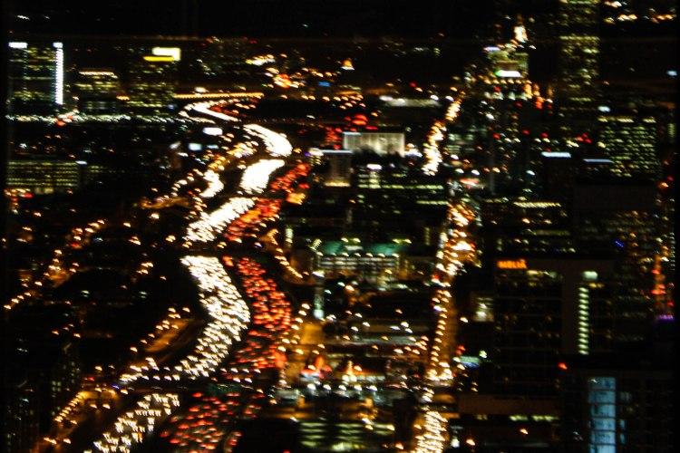 Atlanta traffic lights