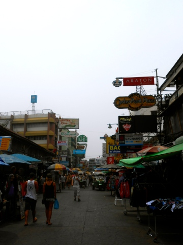 Khao San Road by day