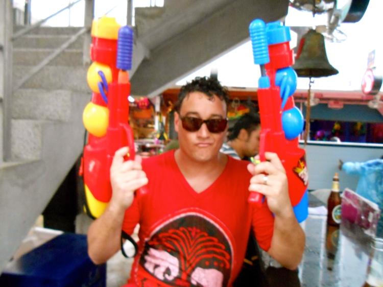 Songkran Festival, Patong