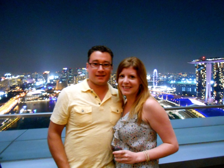 Us at Level 33