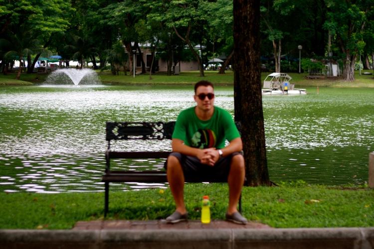 RG relaxing