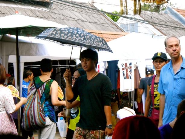Umbrella please