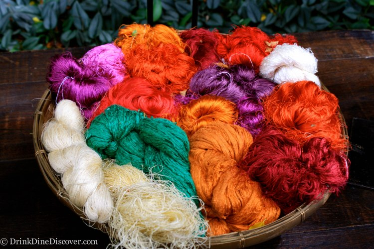 Thompson's famous silk