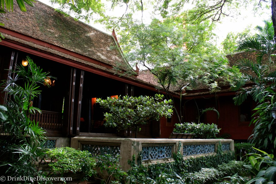 Jim Thompson House  Drink. Dine. Discover.