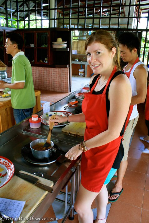 Thai cooking course Chiang Mai