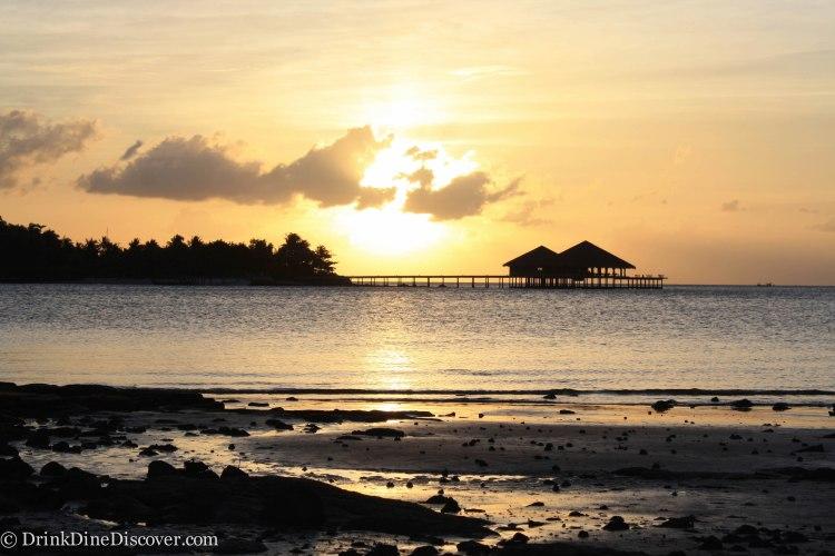 Sunrise on Koh Rong