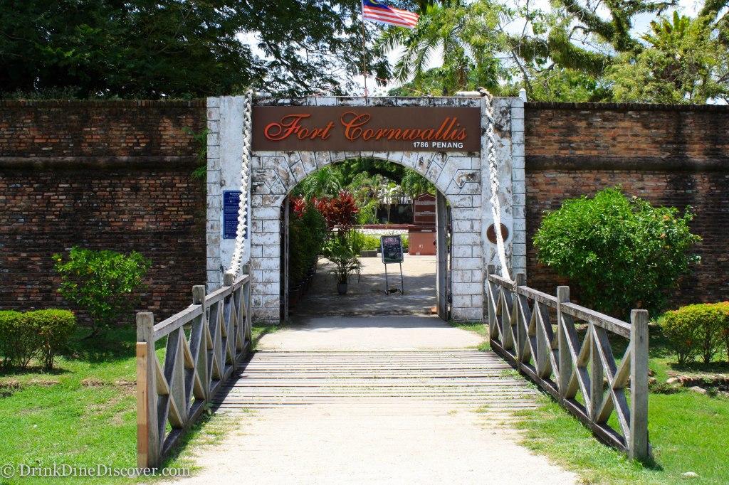 Fort Corwallis