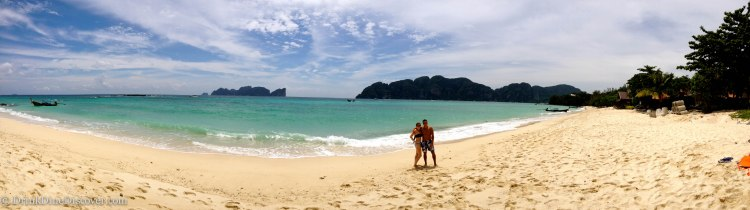 Our last trip to Koh Phi Phi