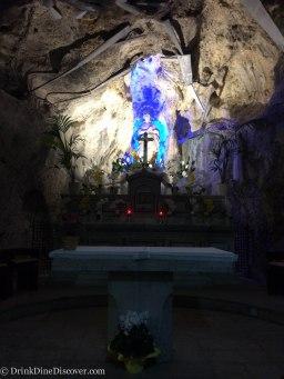 The Sanctuary of St. Rosalina