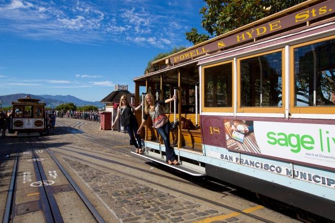 Trolley line