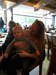 Aunt Nicole x Jackson