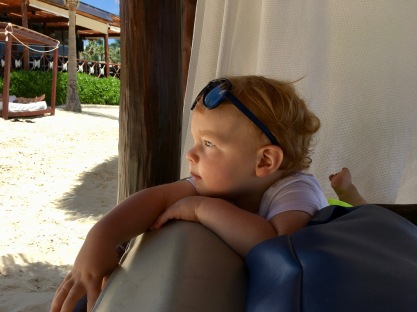 Cabana time was a hit