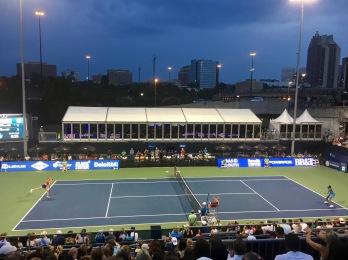 Venus Williams vs. Cherie Bouchard | BB&T Open